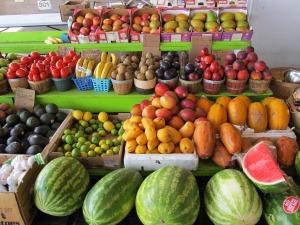 groente fruit kraam