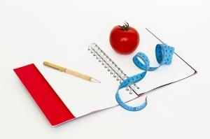 dieet en afvallen