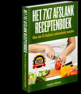 7x7 recepten afslank boek