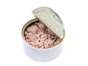 tonijn uit blik