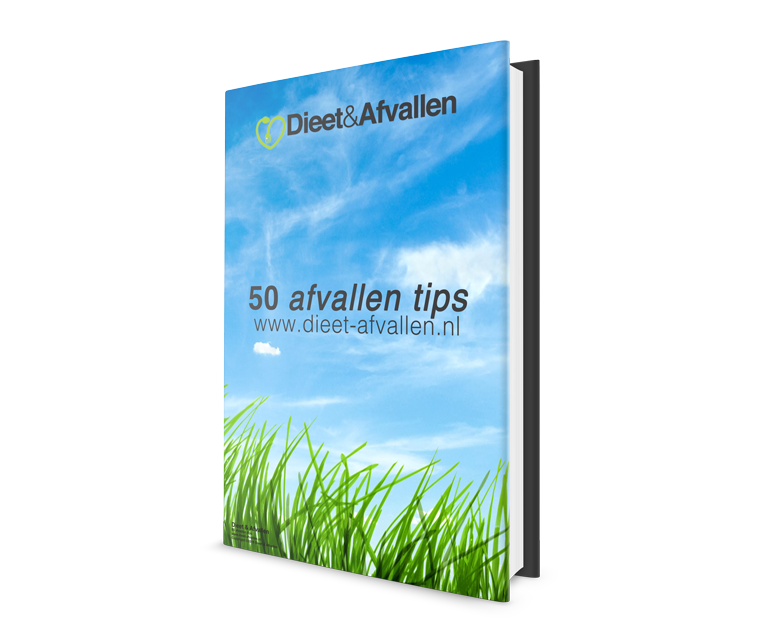 Gratis E-book afvallen tips