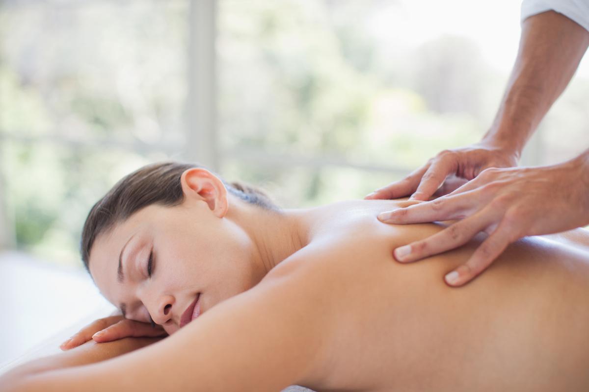 massage oefenen