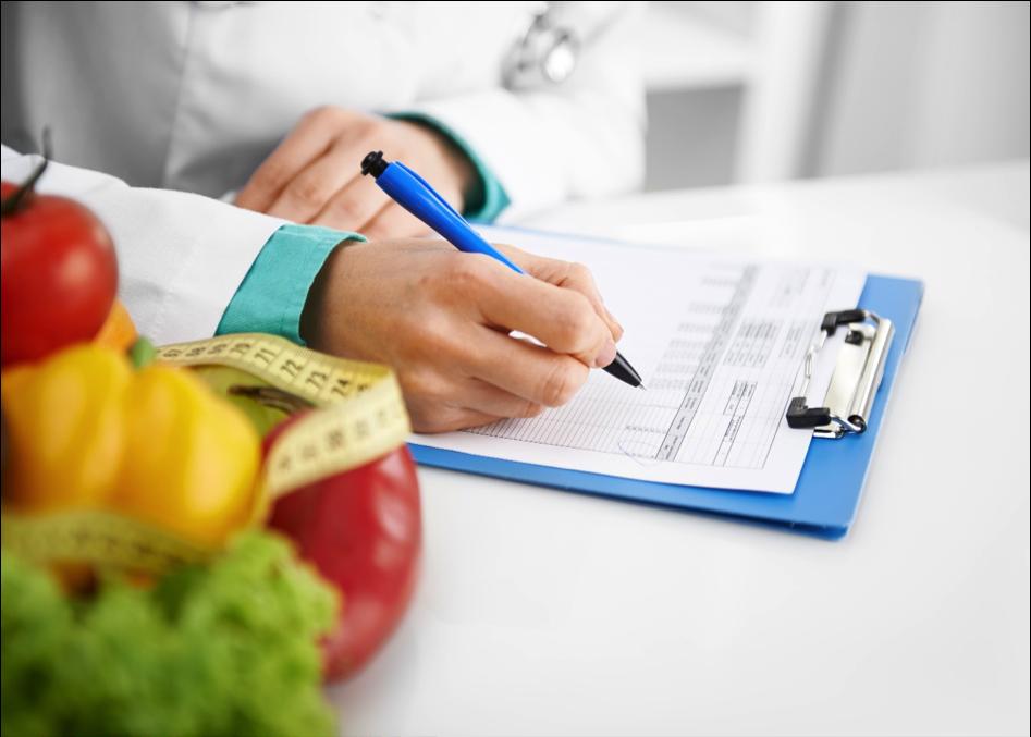 dieetadvies en zorgverzekering