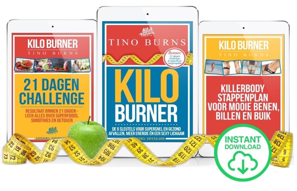 Kilo burner 21 dagen challenge